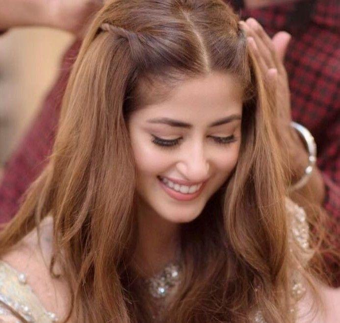 Pin By Shehroz Amir On Piyari Sajla Front Hair Styles Bridal Hairstyles With Braids Hair Braid Diy