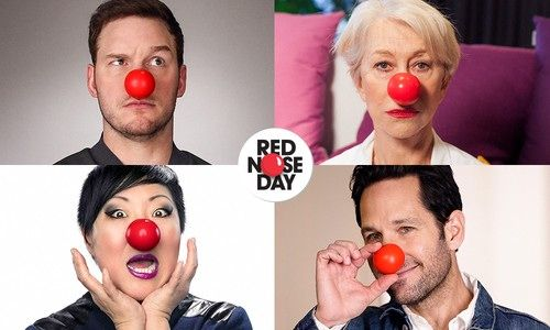 Red Nose Day 2016 - The Shorty Awards