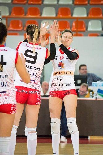 Volley Michela Romano parla della sfida di domani tra CO.GE.D. Chieti e PVG Bari