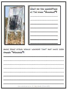 Free Nelson Mandela Worksheets