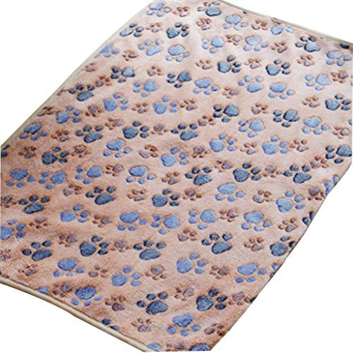 Transer® Pets Warm Blankets XL/L/M/ S Cats/ Dogs Soft Shaggy Throws & Patchwork Quilts for Kennel Carpets (XL, Brown) - http://www.sillydogworld.com/dog-blanket/transer-pets-warm-blankets-xllm-s-cats-dogs-soft-shaggy-throws-patchwork-quilts-for-kennel-carpets-xl-brown  Visit http://www.sillydogworld.com to read more on this topic