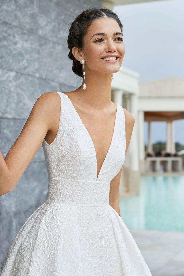 Sabela | 2020 Rosa Clará Couture – Clothes – #Clará #Couture #attire #Rosa #S…