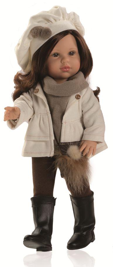Realistická panenka  Ashley od f. Paola Reina ze Španělska