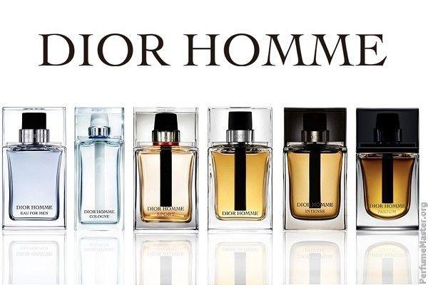 Dior Homme Parfum Fragrance
