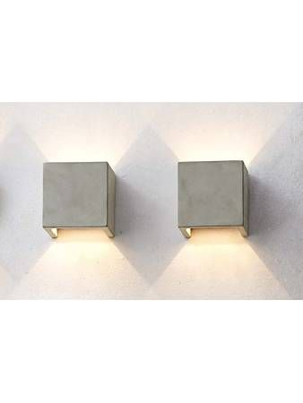 up and down wall light