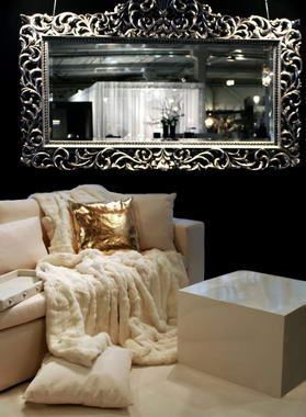 Dark Wall And Mirror Looks So Cool #mirrors, Wall Mirror, Decorative  Accents, Part 90
