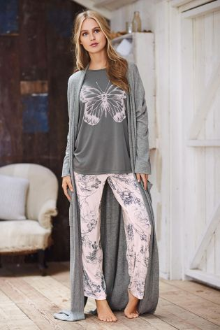 Buy Luxury Knitted Robe from the Next UK online shop