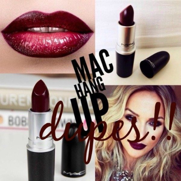 MAC Hang Up Dupes !! We are Hung Up on this Color ;) http://www.glossypolish.com/mac-hang-up-dupes-we-are-hung-up-on-this-color/?utm_campaign=coschedule&utm_source=pinterest&utm_medium=GlossyPolish.com&utm_content=MAC%20Hang%20Up%20Dupes%20%21%21%20We%20are%20Hung%20Up%20on%20this%20Color%20%3B%29#mac #lipstick #dupe