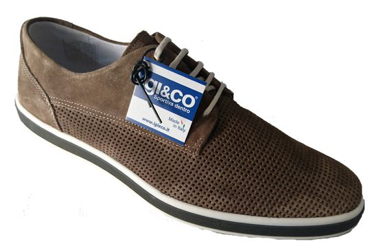 Summer Italian shoes for men, made in Italy by Igi&Co