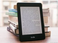 Amazon updates first-generation Kindle Paperwhite The software update brings lots of new features to the original Paperwhite, including Goodreads integration, FreeTime, and Page Flip.