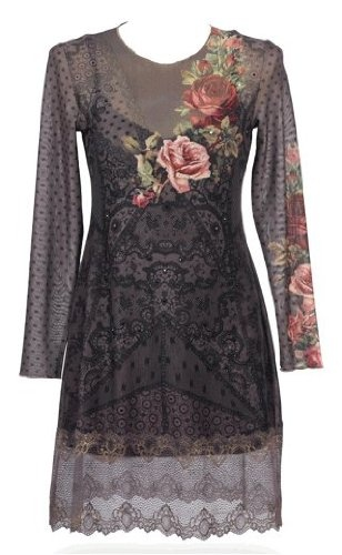 Michal Negrin. I have been to her store/showroom in Beer Sheva (Israel) - it's like walking in a fairytale.