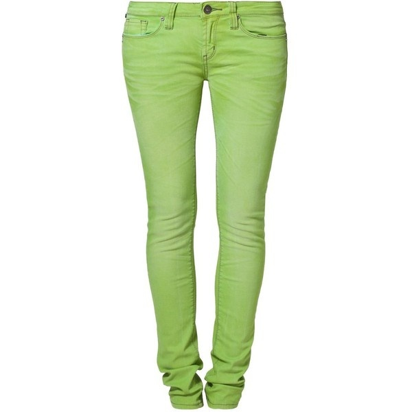 One Green Elephant KOSAI Slim fit jeans ($105) ❤ liked on Polyvore