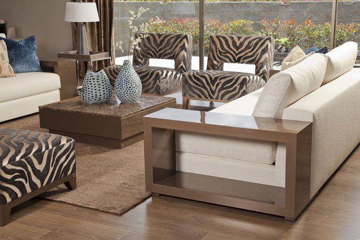 Adriana Hoyos Showroom Livingroom Modernfurniture Hoyos