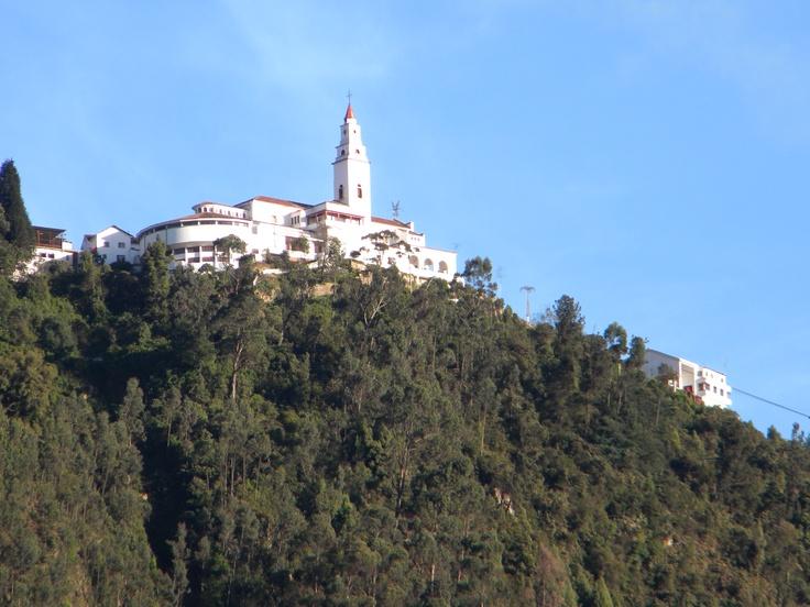 Monserrate, Bogota, Colombia