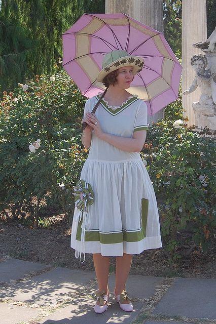 Lily Pad Lanvin Dress by koshka_the_cat, via Flickr