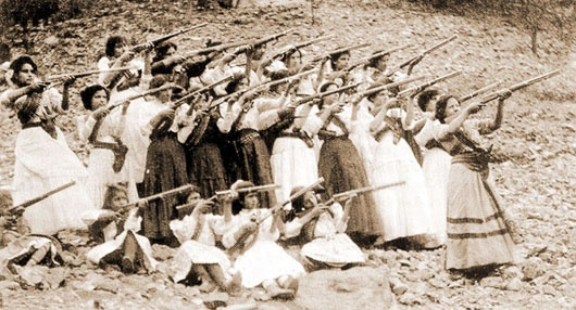 November 20, Día de la Revolutión: Don't take for granted the role of women during revolutions...Las Solderas! (photo 2)