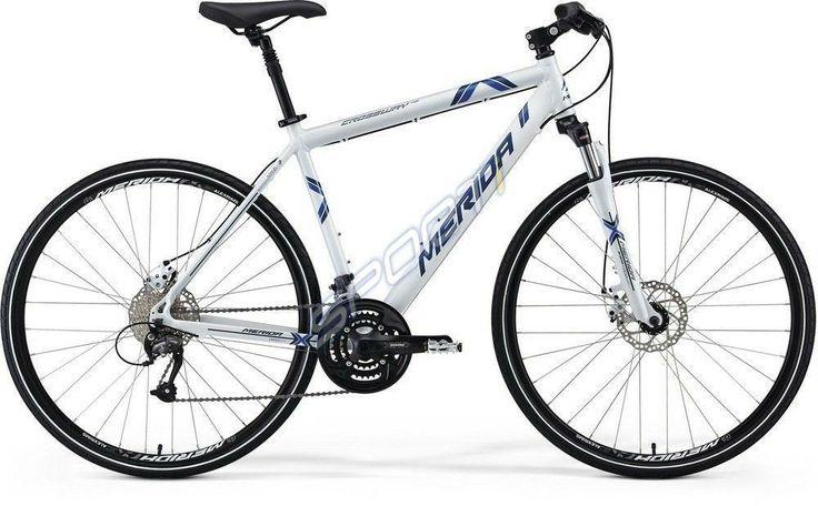 Sporti.pl - Rower 14-31939 Merida CROSSWAY 40-MD 55cm met white /blue/
