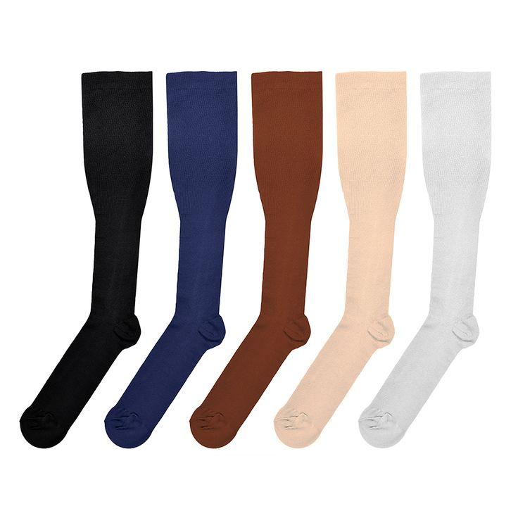 6 Pairs Compression Socks  Men Socks With Marijuana Blood Circulation Socks Slimming Stockings Soothe Tired Legs