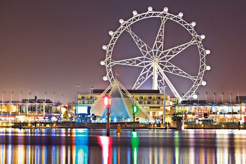 The Melbourne Star on the #Yarra River,