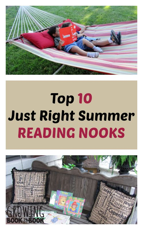 210 best images about summer fun in the sun on pinterest for Best reading nooks