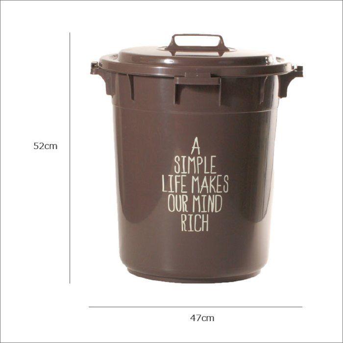 日本製丸型カラーペール45Lゴミ箱ごみ箱ダストボックスふた付きおしゃれゴミ箱分別ゴミ箱屋外ゴミ箱45リットル可ゴミ箱キッチンゴミ箱インテリア雑貨北欧テイストかわいいゴミ箱デザインゴミ箱生ごみゴミ箱オムツゴミ箱収納ゴミ箱大容量ゴミ箱