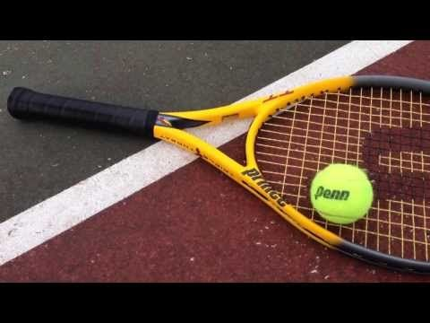 Tennis Gear For Beginners.  This is how-to advice for new tennis players.  For a recreational and/or first-time tennis player, this is the tennis equipment that I recommend.  It's available for purchase online and won't break the bank.  Please share.  Filmed with iPhone 5 camera.