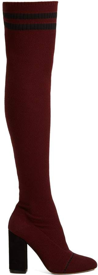 TABITHA SIMMONS Irina over-the-knee sock boots