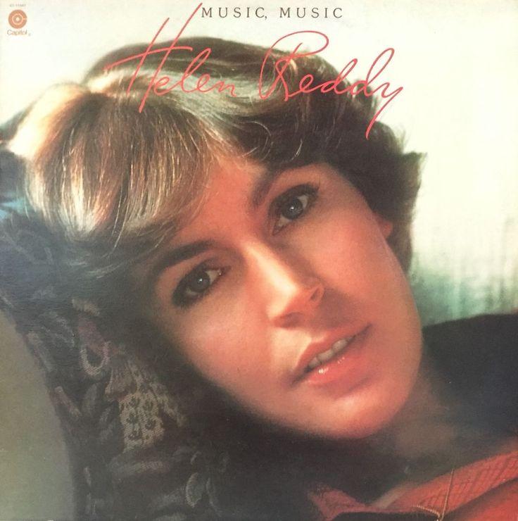 HELEN REDDY Music, Music LP with Inner sleeve 1976