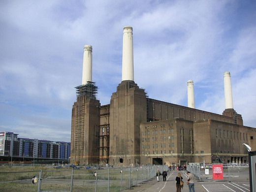 Battersea Power Station Pop culture has helped to keep this iconic British building from being destroyed   Battersea Power Station – London, England | Atlas Obscura