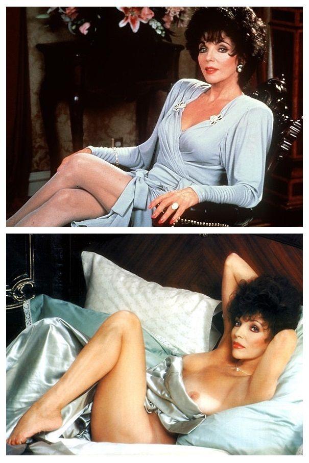 Joan's ambiti naked on