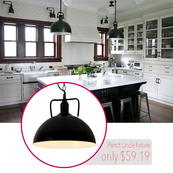 This is a sponsored giveaway in collaboration with Parrot Uncle. #ad Since moving into our new home, lighting is something we really need to address. We will be replacing most, if not all the current fixtures in the house. We have already splurged on a beautiful pendant light for our foyer I will be sharing with …