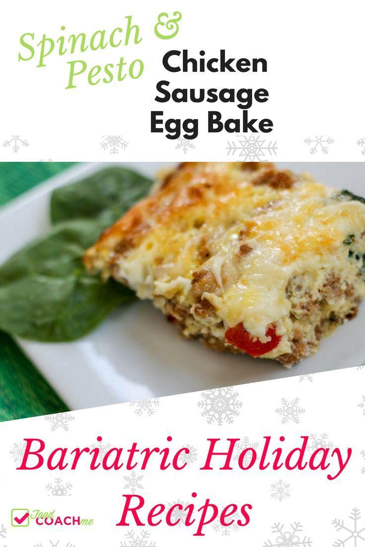 15 Bariatric Friendly Holiday Recipes! –