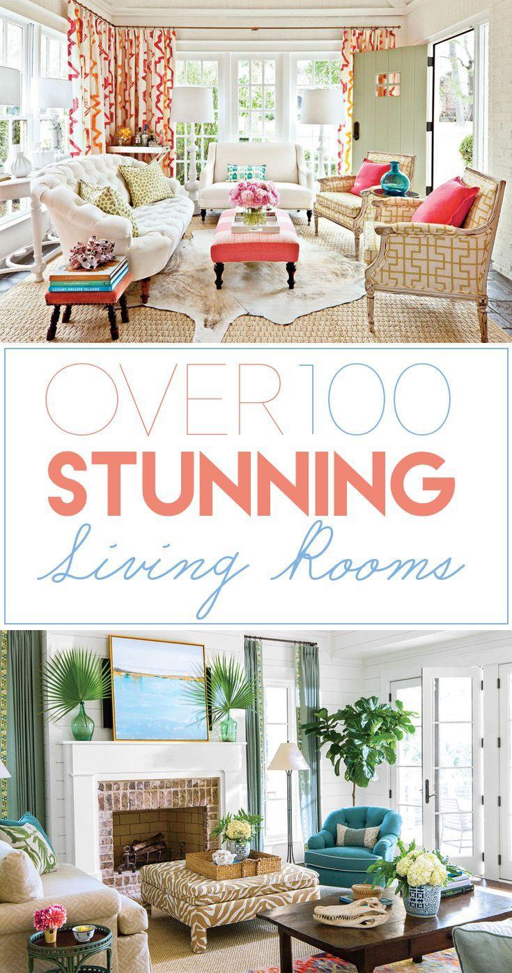 539 best Living/Family Rooms images on Pinterest