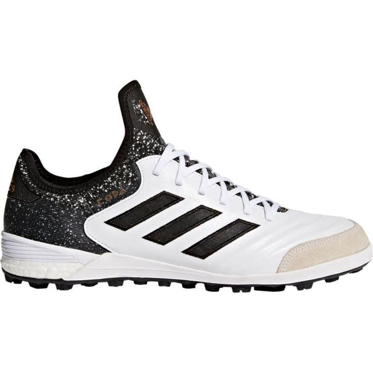 adidas Men's Copa Tango 18.1 TR Soccer Trainers, White