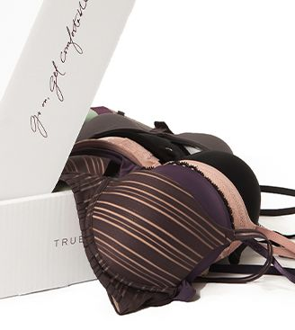 Underwear is the foundation of a great outfit! Find the perfect bra for your body with fit quiz on @trueandco #bra #lingerie #shopping