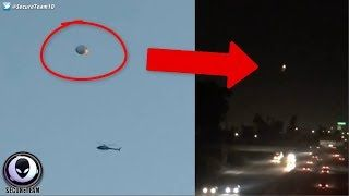 Support the channel: https://www.patreon.com/TheSecureteam Sphere UFO: https://www.youtube.com/watch?v=zMbwck2Lcxc Night UFO: https://www.youtube.com/watch?v=2LMAhCam5Tw Secureteam is your source for reporting the best in new UFO sighting news, and the strange activity happening on and off of...