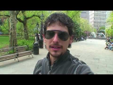 Alan x el mundo - NUEVA YORK 2 - Chinatown, Soho y Zona Cero