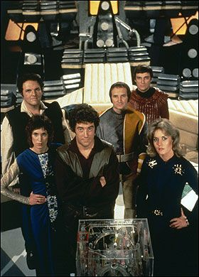 Best scifi show ever Blake's 7