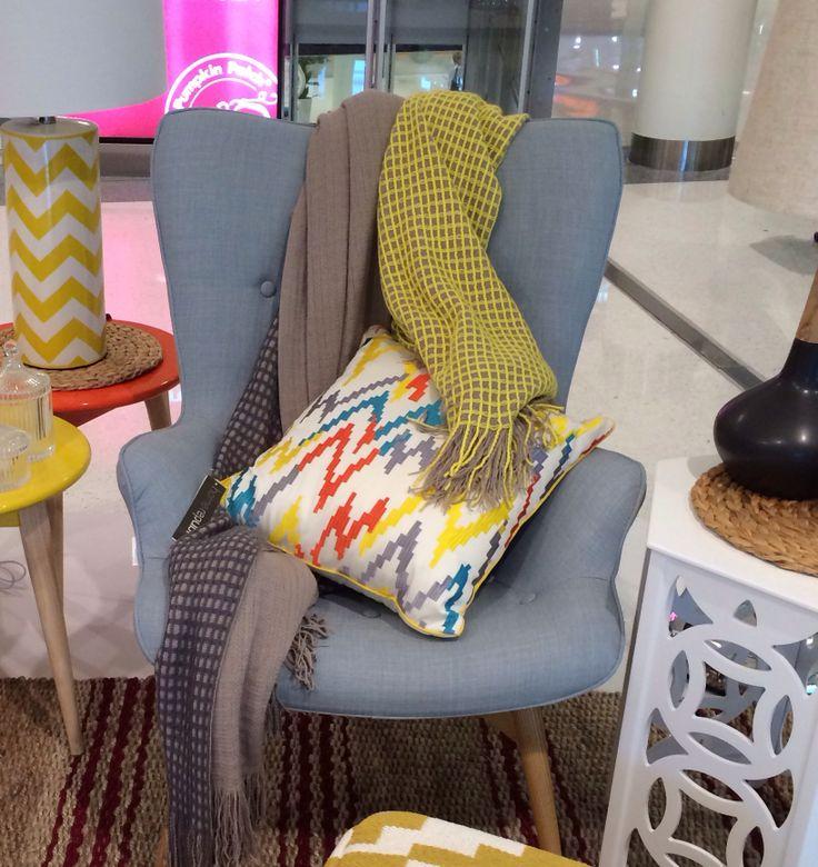 Soho chair - Adairs