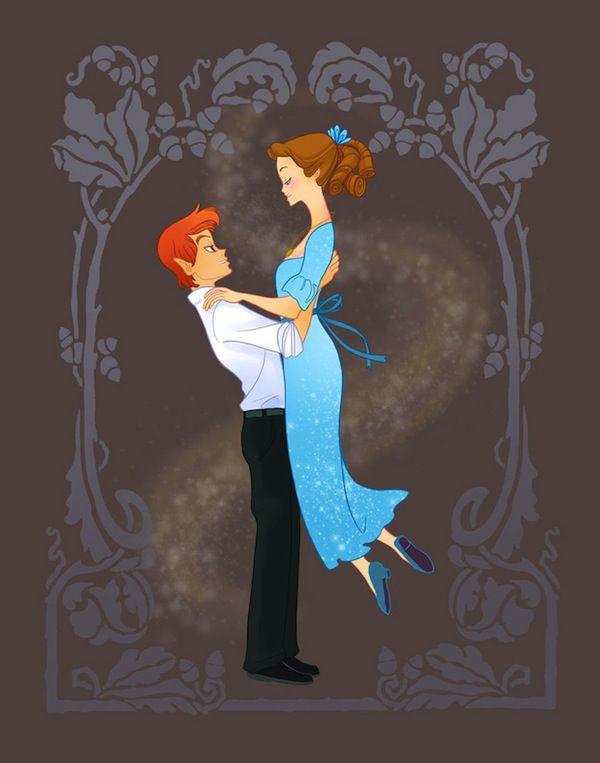 Bal de Promo : Peter Pan et Wendy