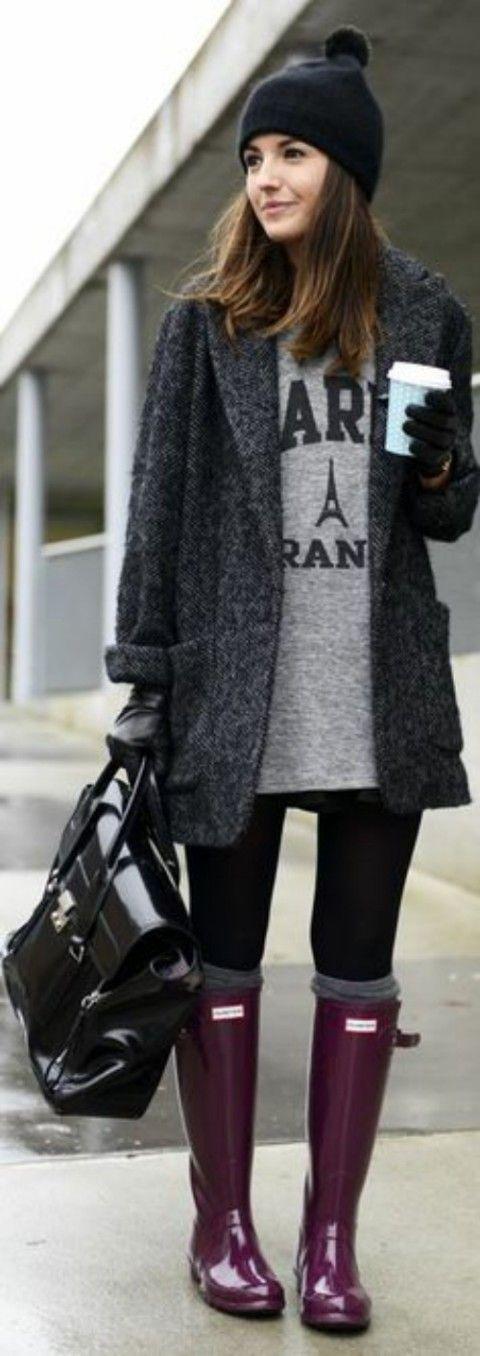 "Favorite Pinterest ""PINS""- Winter Fashion - Walking in Grace and Beauty"
