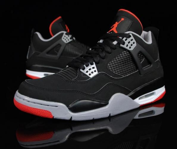 Jordan 4 BRouge Jordans for Cheap