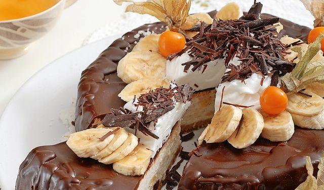 Upečte zo sušienok: Dokonalá banánovo-tvarohová torta