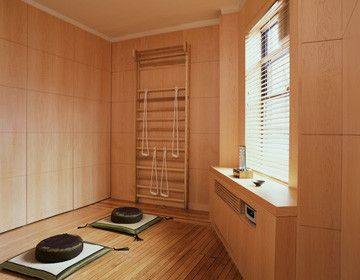 Lisa Dubin Architecture / portfolio / residential / meditation room / - home gym - new york - Lisa Dubin Architect