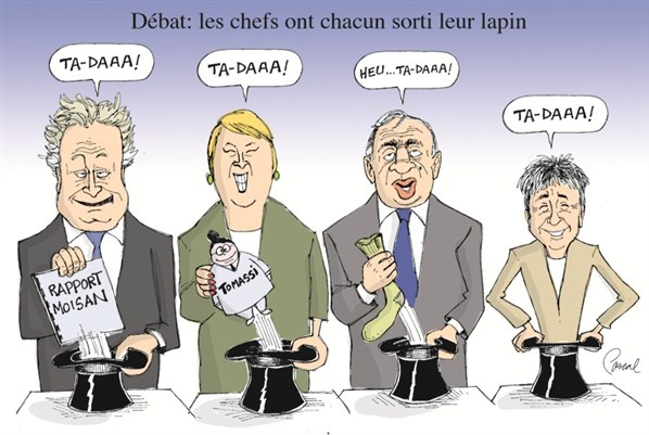 Caricature du jour, lundi 20 août (© Pascal Elie)
