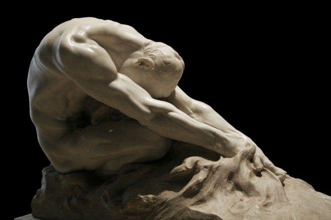 L'umanità contro il male, Gaetano Cellini, 1908