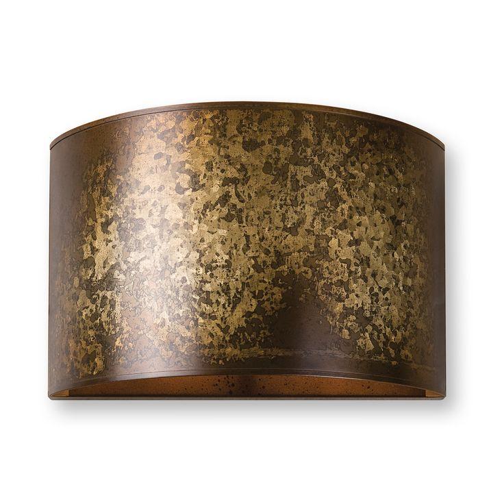 Великолепное бра от производителя Uttermost. •Выполнено в золотой отделке. •Рассчитано на 60W.             Материал: Металл.              Бренд: Uttermost.              Цвета: Желтый, Коричневый.