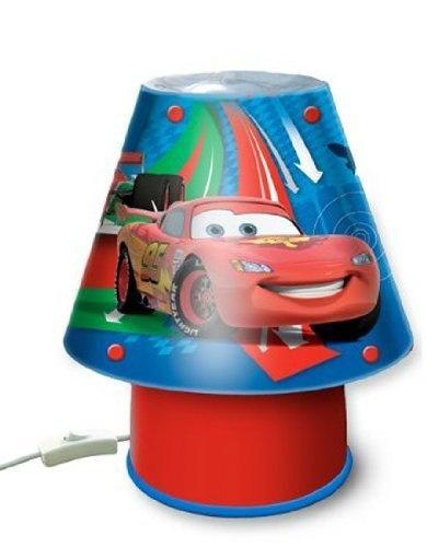 Disney Cars 2   Lightning Mcqueen Childrenu0027s Bedroom Kool Lamp By  Characterland, Http:/