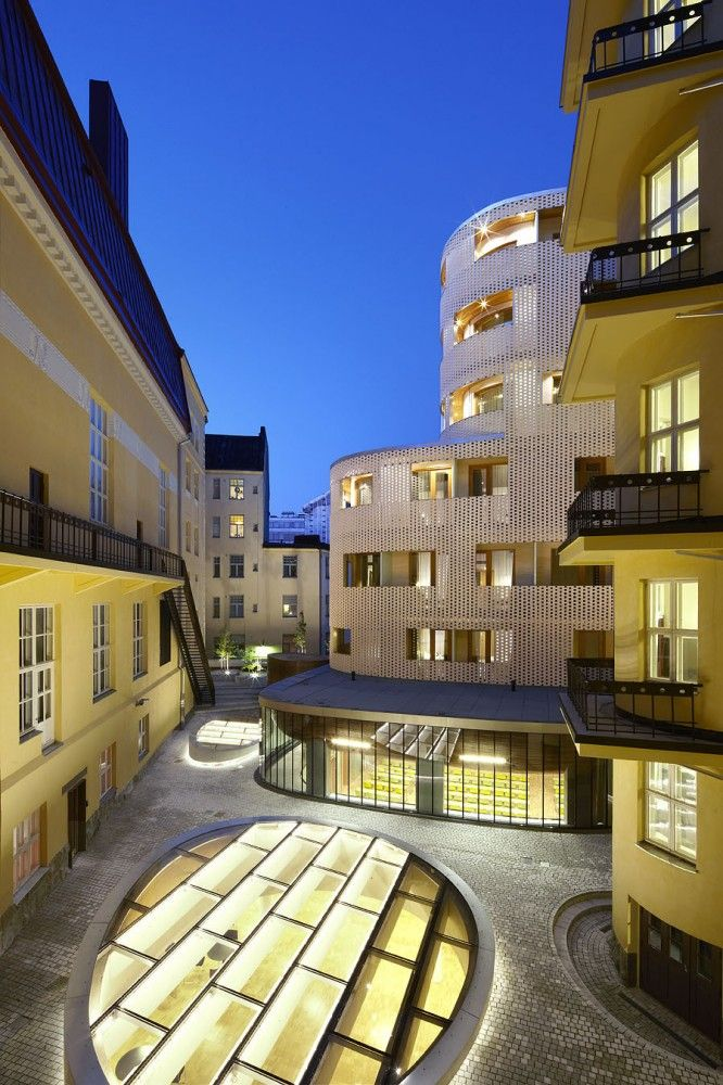 Paasitorni Hotel | Paasitorni, Finland | K2S Architects