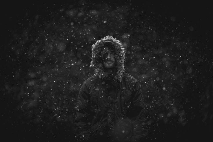 Are you a winter person?  #wuzhear #cold